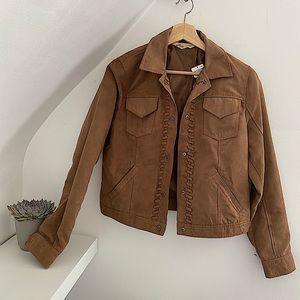 Brand new Hollister jacket 🤎